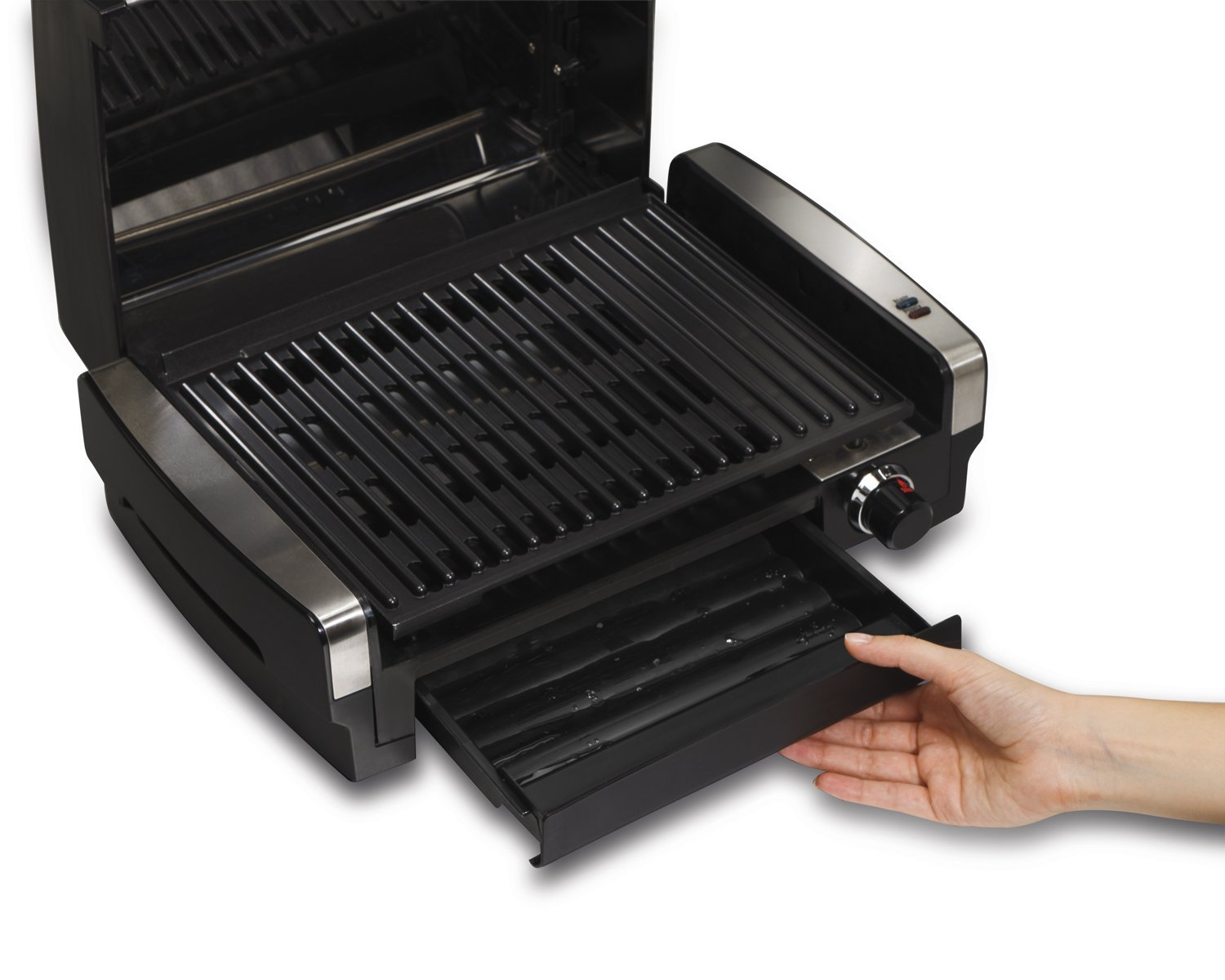 Hamilton Beach Indoor Grill - 25360 Searing Grill Review